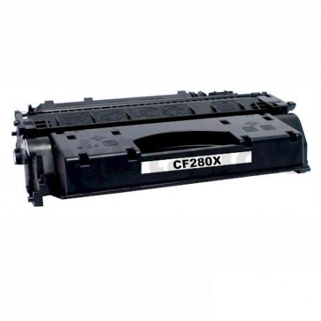 TONER GENÉRICO HP CF280X - HP 80X