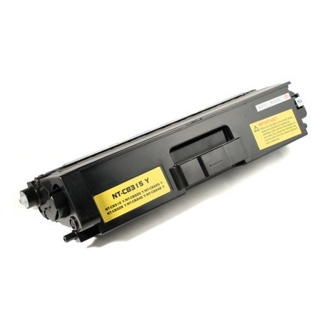TONER COMPATIBLE BROTHER TN325Y AMARILLO