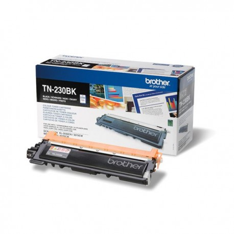 TONER ORIGINAL BROTHER TN230BK