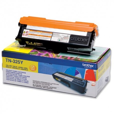 TONER ORIGINAL BROTHER TN325Y