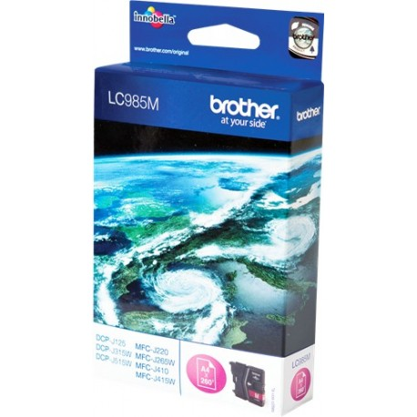 TINTA ORIGINAL BROTHER LC985MBP