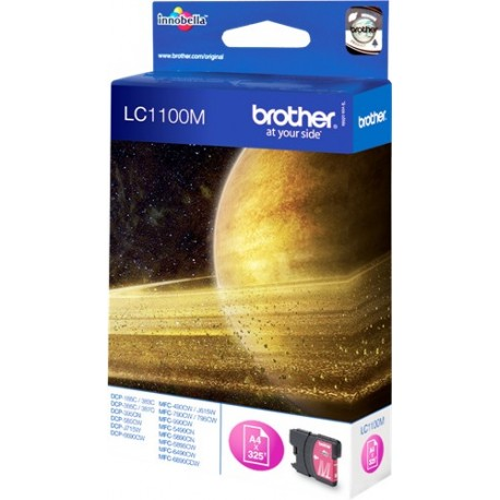 TINTA ORIGINAL BROTHER LC1100M