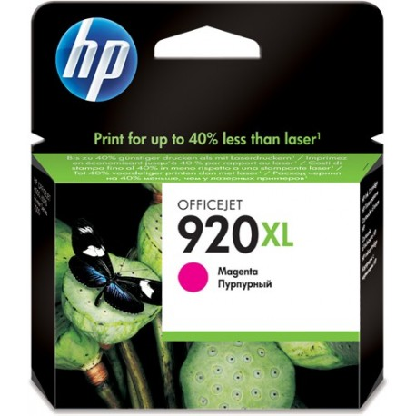 TINTA MAGENTA HP 920XL - CD973AE