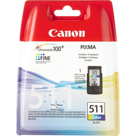 TINTA CANON CL-511 COLOR