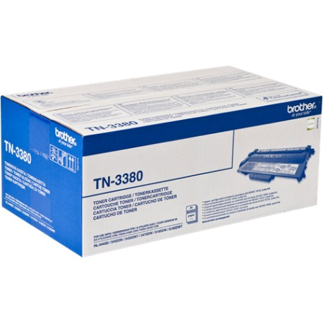 TONER ORIGINAL BROTHER TN3380