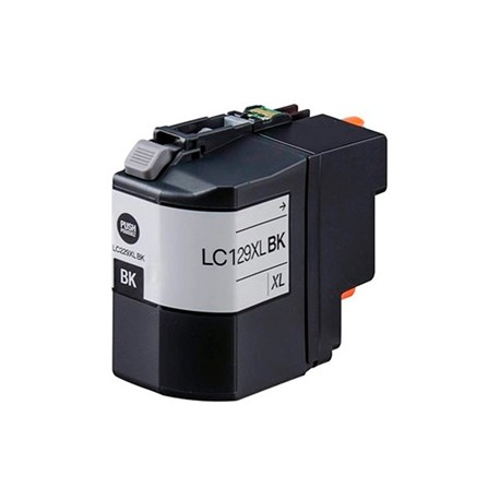 TINTA GENÉRICA BROTHER LC129XL NEGRO