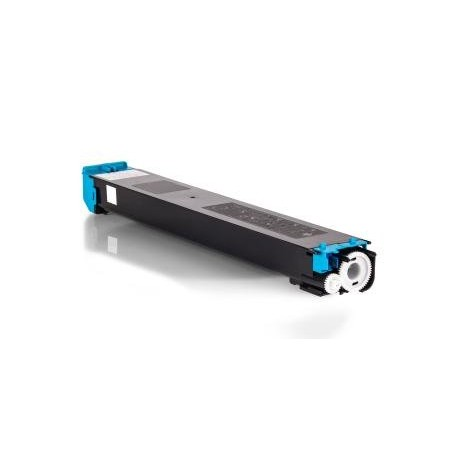 TONER GENÉRICO SHARP MX51 CIAN