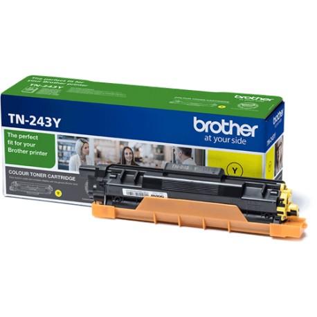 TONER ORIGINAL BROTHER TN243Y