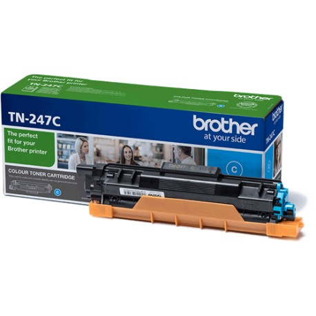TONER ORIGINAL BROTHER TN247C