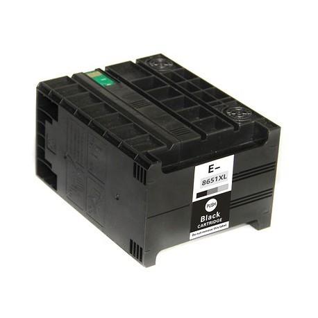 TINTA COMPATIBLE EPSON T8651 XXL NEGRO