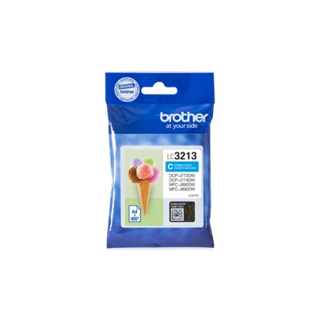TINTA ORIGINAL BROTHER LC3213C