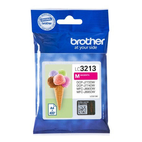 TINTA ORIGINAL BROTHER LC3213M
