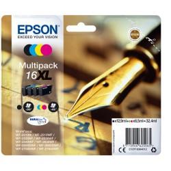 PACK TINTAS ORIGINALES EPSON T1636
