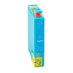 TINTA COMPATIBLE EPSON T02W2 - 502XL CIAN