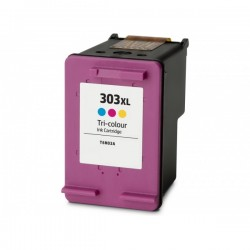 TINTA COMPATIBLE HP 303XL - T6N03AE COLOR