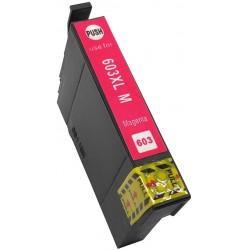 TINTA COMPATIBLE EPSON T03A3 - 603XL MAGENTA