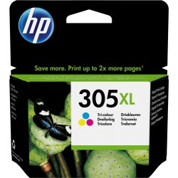 TINTA COLOR HP 305XL- 3YM63AE