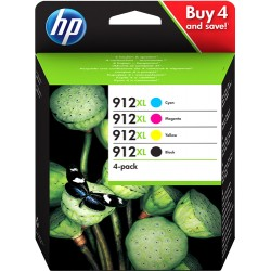MULTIPACK HP 912 XL - 3YP34AE