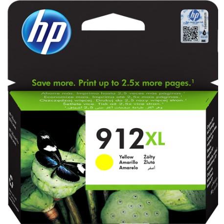 TINTA AMARILLO HP 912 XL - 3YL83AE