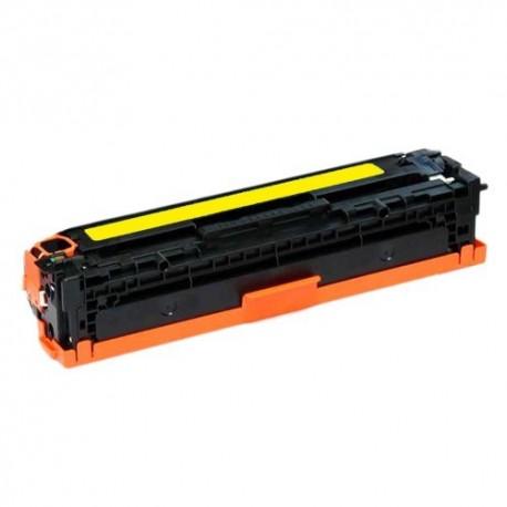 TONER COMPATIBLE HP CF402X - HP 201X AMARILLO